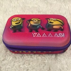 Handbags - Minions Pencil/Makeup Case